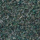 BODENMEISTER BM73501 Teppichboden Nadelfilz Nadelvlies Meterware Objekt grün 200 cm und 400 cm breit, verschiedene Längen, Variante: 3 x 4 m