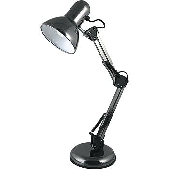 Lloytron Style Poise Hobby Desk Lamp, L946BH 35w, Black