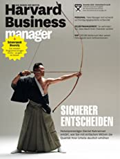 Harvard Business Manager 12/2016: Sicherer entscheiden