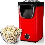 Gadgy Machine À Pop-Corn À Air Chaud | Pour Le Popcorn Sucré Et Salé | Capacité De La Machine : 60 Grammes De Maïs | Ajoutez