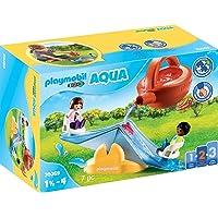 Playmobil Balançoire Aquatique avec arrosoir Multicolore 70269 20,8 x 6,3 x 8,0 cm