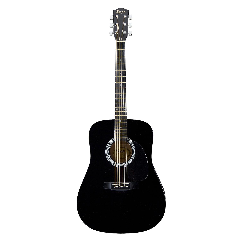 fender squier dreadnought sa 105 acoustic guitar