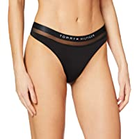 Tommy Hilfiger Microfiber Thong Iconic Perizoma Donna