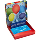 Amazon.co.uk Gift Card in a Birthday Pop-Up Box