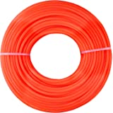 CON:P CMB322425 Trimmer Lijn, Rood, 2,4 mm x 25m