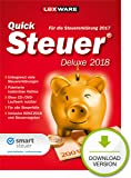 QuickSteuer DELUXE 2018 Download  Bild