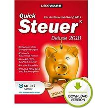 QuickSteuer DELUXE 2018 Download [Online Code]