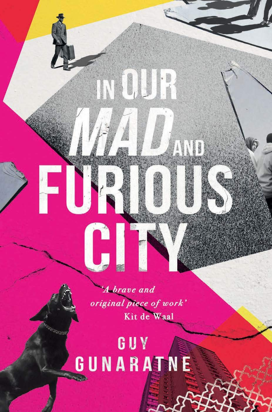 Guy Gunaratne In Our Mad and Furious City