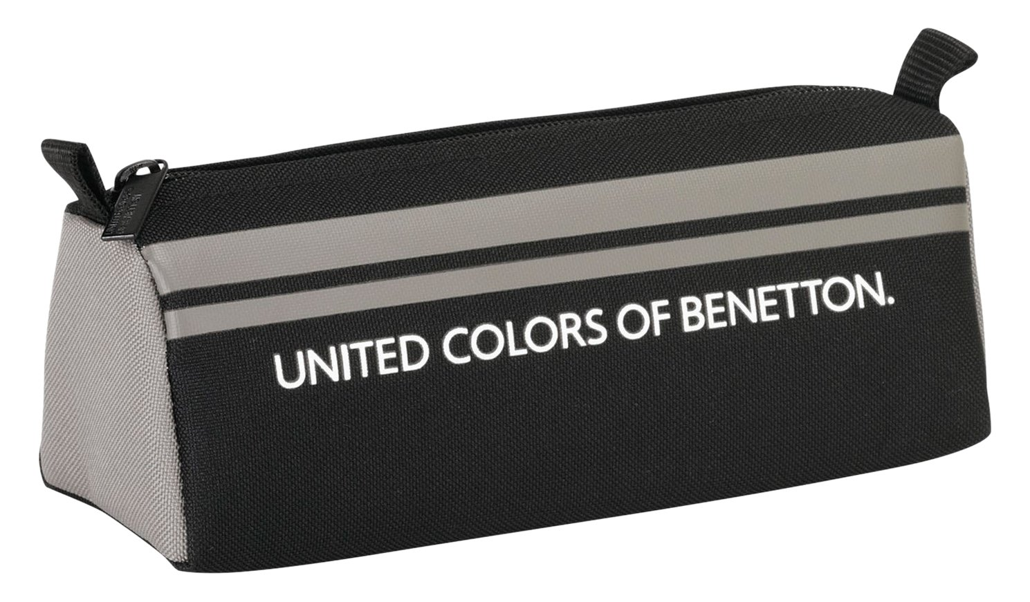 United Colors Of Benetton- Benetton Estuche portatodo, Color Negro (SAFTA 811606742)