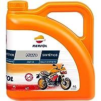 Repsol Moto Sintetico 4T 10W-40 Huile Moteur Moto