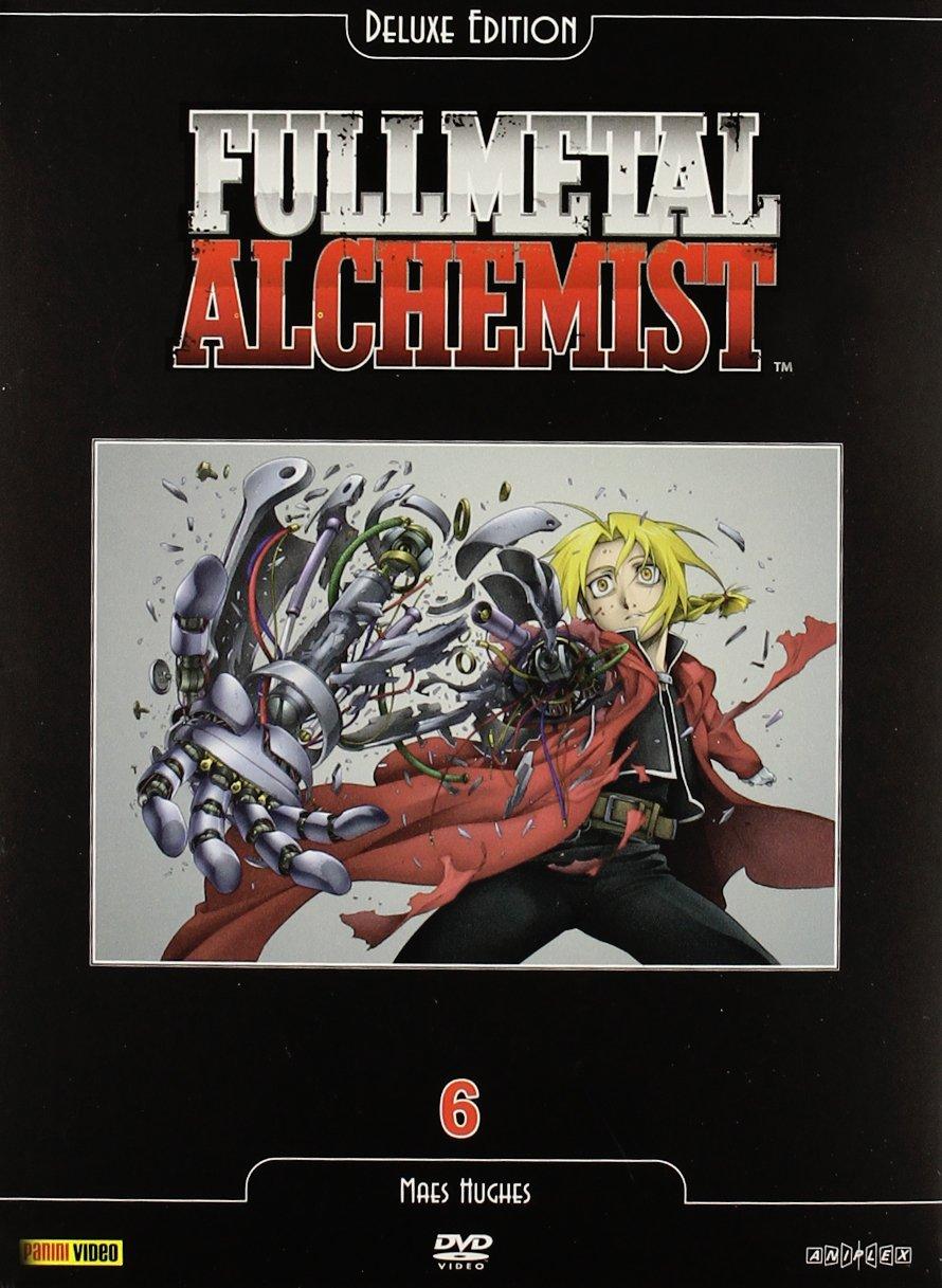 Fullmetal alchemist(deluxe edition)Volume06