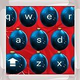 Weihnachtskugel Tastaturen