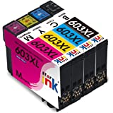 St@r ink - Cartucce d'inchiostro Compatibile Epson 603 603XL per Epson Expression Home XP-2100 XP-2105 XP-3100 XP-3105 XP-410