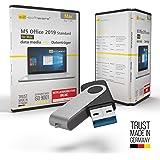 MS Office 2019 Office für Apple Mac –USB Stick- mit Original Lizenz & Lizenzunterlagen inklusive Lizenzrecht und Produkt…