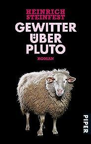Gewitter über Pluto: Roman
