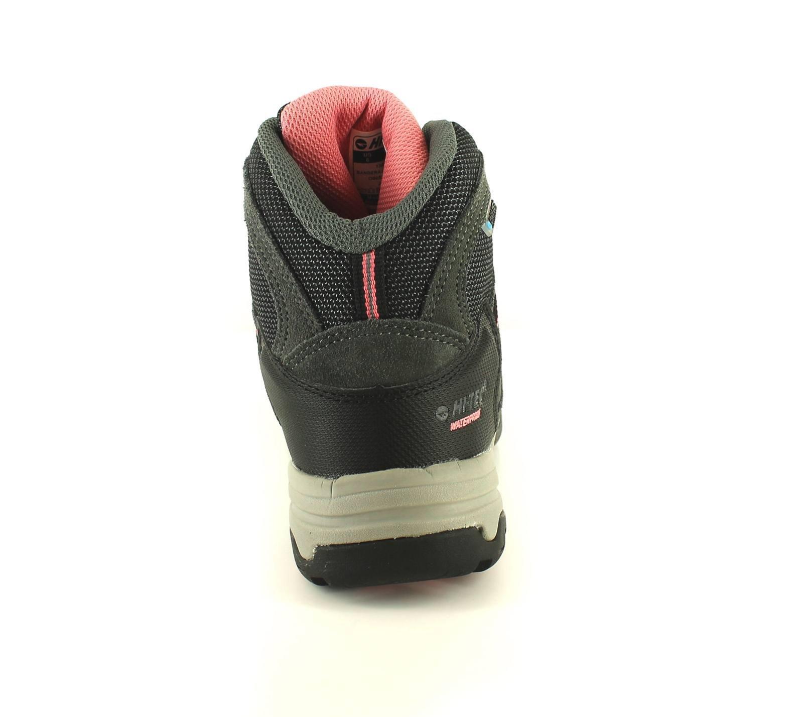 71vnfxhpsjL - Hi-Tec Bandera II Mid WP Women's Walking Shoes