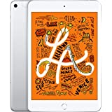 Apple iPad Mini (con Wi-Fi + Cellular, 64GB) - Plata (Último Modelo)