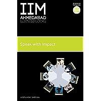 IIMA - Speak with Impact