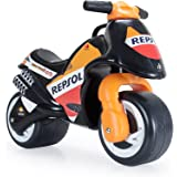 INJUSA - Neox Repsol Moto Correpasillos, para Niños de 18m a 3 Años, Color Negro ( 1901 )