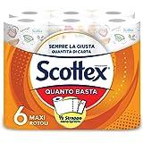 Scottex Quanto Basta, 6 rolek Maxi