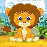 Jumpy Lion...