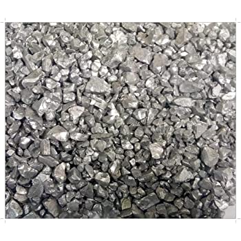SOOTHING IDEAS 1kg Glass Chippings Black 4-10mm