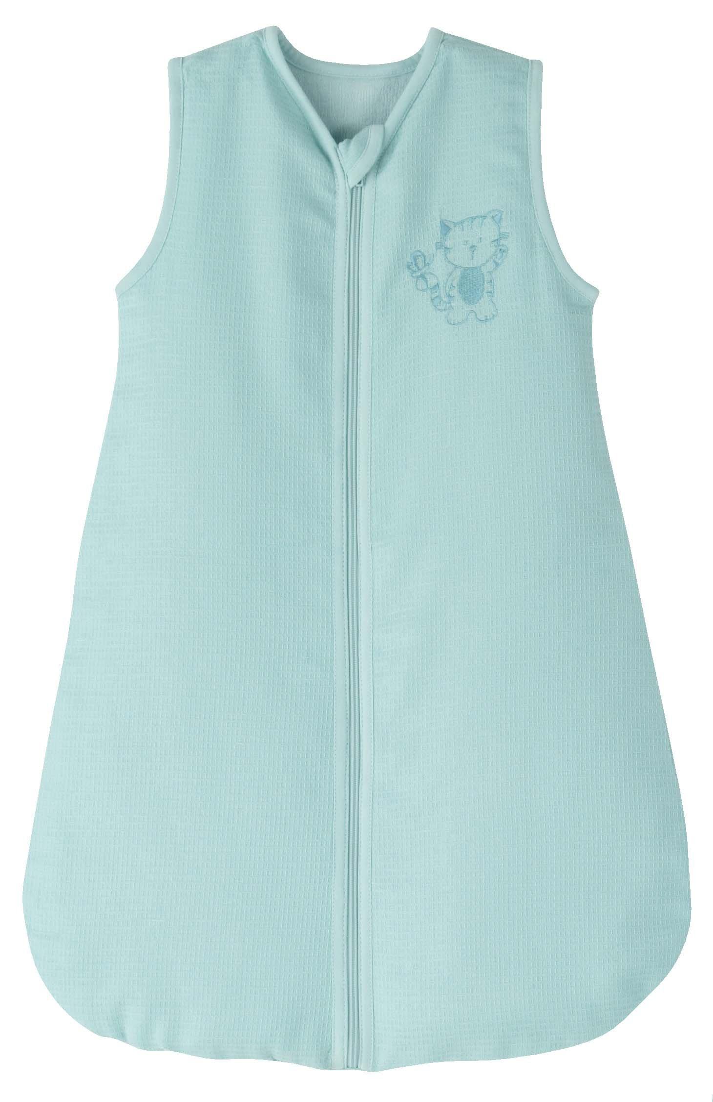 PMP-Saco para bebé de verano, color azul, 65 cm, diseño de bebé de 0 a 6 meses