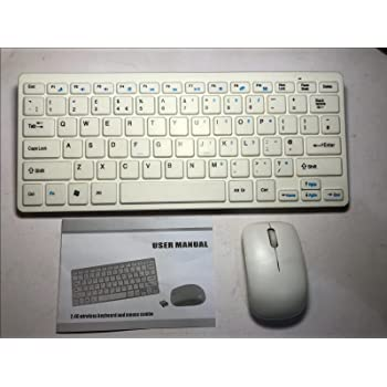 0ed13ff7e99 Wireless Mini Keyboard and Mouse for Argos Samsung: Amazon.co.uk ...