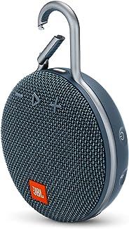 JBL Harman portable Bluetooth speaker - CLIP 3 BLUE (JBLCLIP3BLU - Blue)