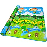 Golden Rule Mousse d'enfants jouent mat 180 x 200 cm tapis de sol des enfants mous pour des bébés