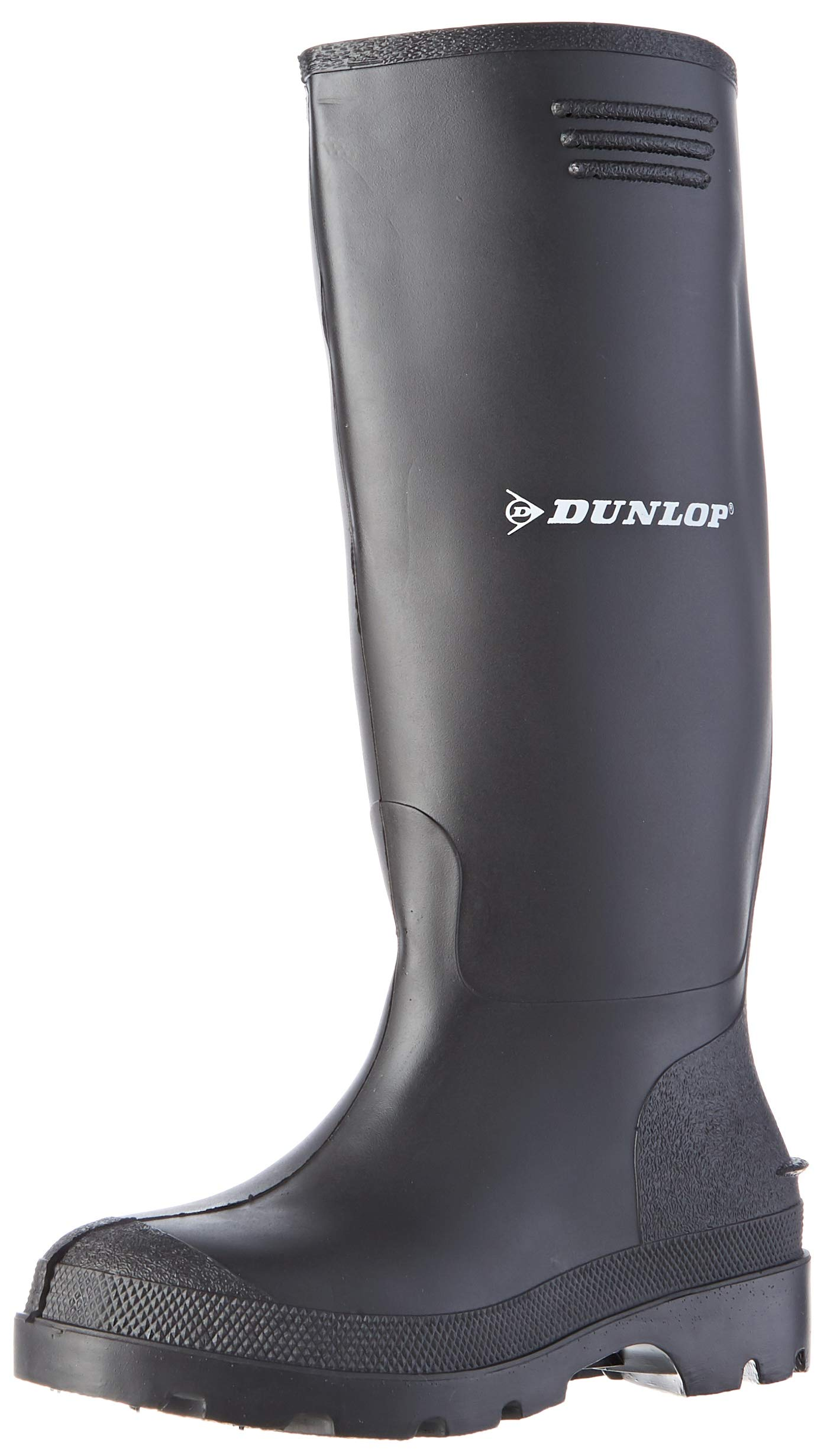 Dunlop Pricemastor PVC Welly / Mens Boots (10 UK) (Black) 1
