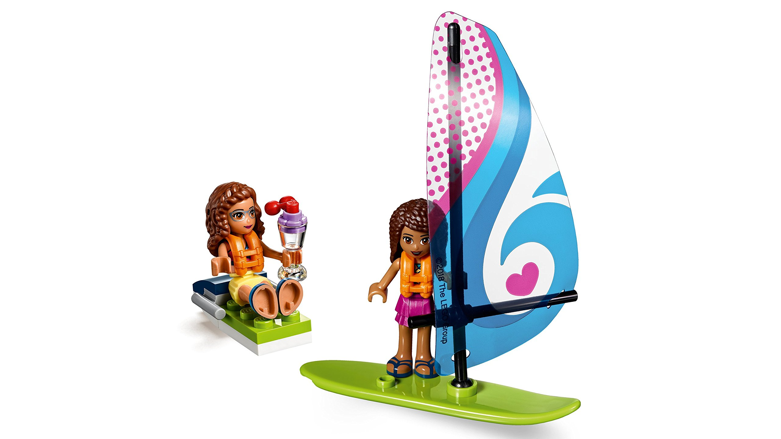 Lego Friends Il Resort di Heartlake City, 41347 3 spesavip