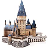 CubicFun Puzzle 3D Harry Potter Hogwarts Sala Grande Kit di Modellismo Creativo Souvenir Regalo Compleanno per Adulti e Adole