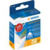 Herma Transparol photo corners dispenser pack 250 pcs. - Cartel