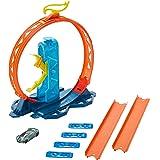 Hot Wheels Track Builder Accesorios para Pistas de Coches Acelerador de Loop (Mattel GLC90) , color/modelo surtido