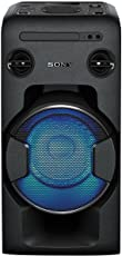 Sony Portable MHC-V11 High-Power Compact Audio System (Black)