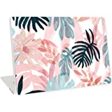 Galaxsia™ Floral/Flower D19 Vinyl Laptop Skin/Sticker/Cover/Decal Compatible for Any 15.6 Inches Laptop(Hp/Dell/Sony/Acer/Len