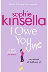 I Owe You One: The Number One Sunday Times Bestseller Kindle Edition