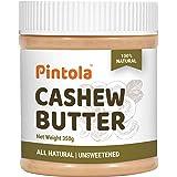 Pintola All Natural Cashew Butter (350g)