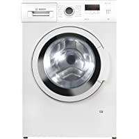 Bosch 7 kg 5 Star 1000RPM INVERTER TOUCH CONTROL Fully Automatic Front Load with Heater White(WAJ2006EIN)