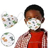 MaNMaNing Niños Protección 5 Capas con Elástico para Los Oídos Pack 10 unidades 20200717-MaNMaN-N03 (40 PC)