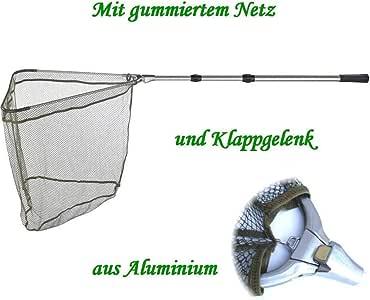 DAM Hammerkopf Kescher 300 cm gummiert 80 X 80 X 80 cm BÄRENSTARK neu 2020