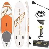 Bestway HYDRO-FORCE SUP Aqua Journey aufblasbares Stand-up-Paddle Board, 274x76x12 cm