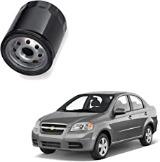 Auto Spare World Engine Oil Filter for Chevrolet Aveo 2006-2012 Petrol Set of 1 Pcs.