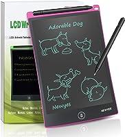NEWYES NYWT850-8,5 Pulgadas Tableta gráfica portátil y Pizarra Resistente, Tableta de Dibujo Adecuada para el hogar,...