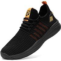 LARNMERN PLUS Scarpe da Ginnastica Uomo Donna Antiscivolo Sportive Sneakers Running Basse Basket Sport Outdoor Fitness…