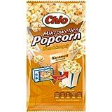 Popcorn Caramello pronti in 2/3 minuti Popcorn Microonde 2 porzioni