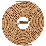 LACCICO Schnürsenkel | rund reißfest gewachst | 45-180 cm & Ø 2mm