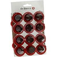 DE BUYER -4150.04 -coffret mix : 12 douilles tritan et support