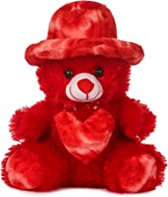 Deals Indiateddy Bear 1.5 Feet Cap Teddy Very Beautiful Huggable Valentine and Birthday Gifts Lovable Special Gift - 38.5 cm